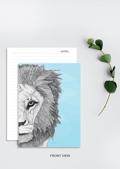 Leo the Lion Notebook