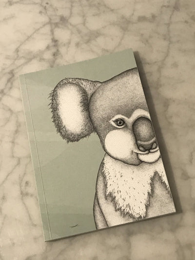 Kerry the Koala Notebook