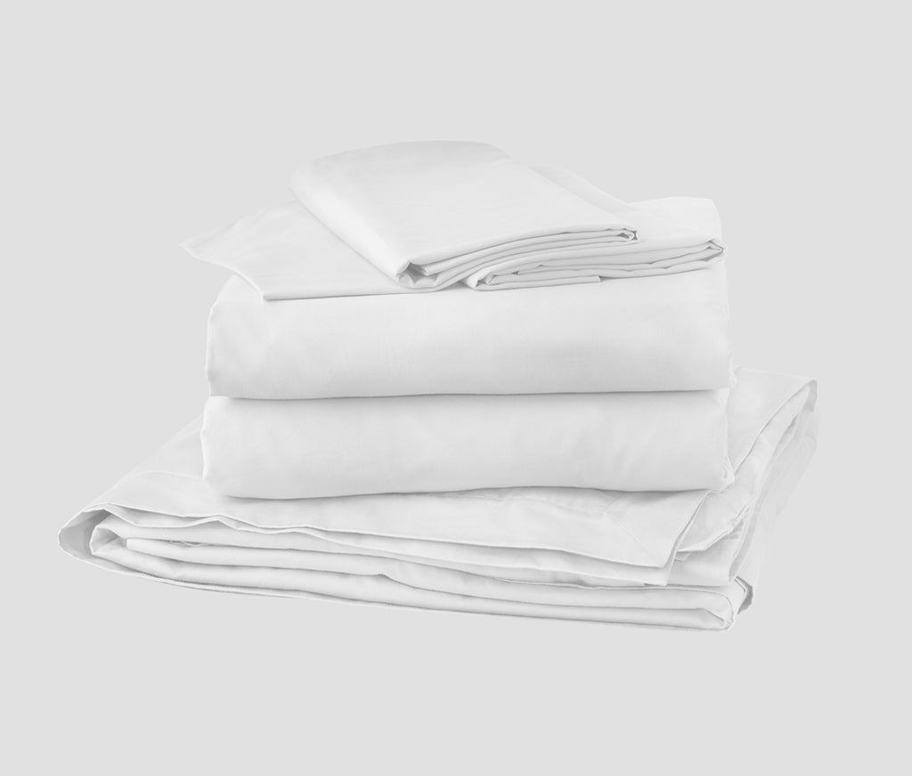 AMORA SATEEN BEDDING BUNDLE