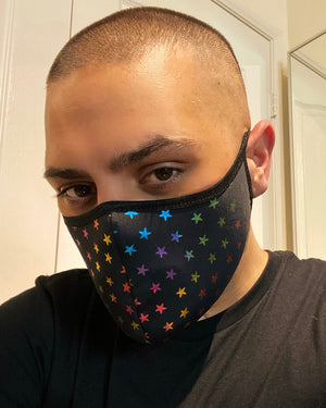 Star Pride Mask