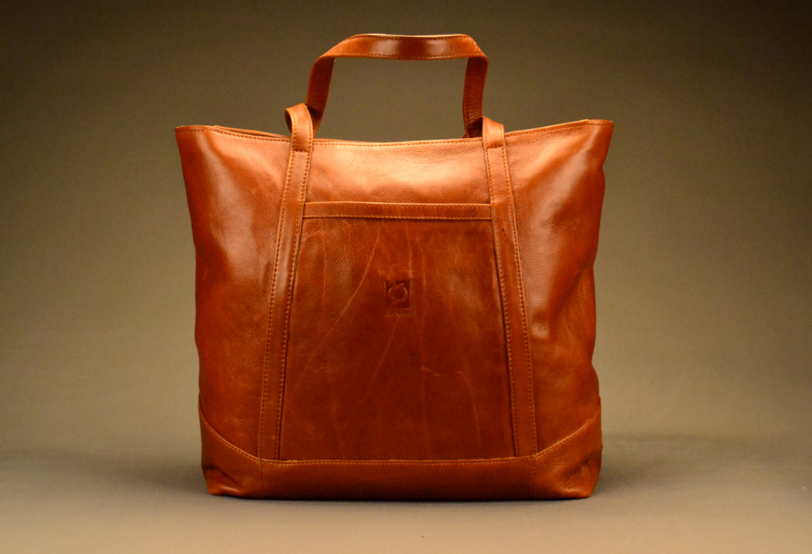 Grand Tote - Full Leather