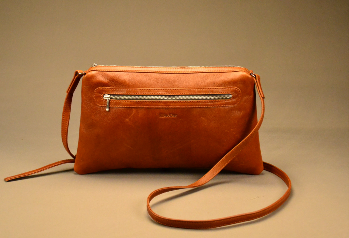 Impetus Satchel - Full Leather
