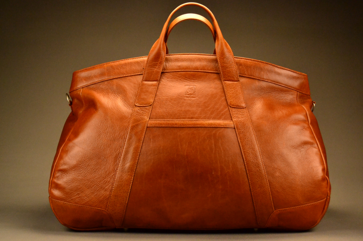 Tripper Travel Bag - Full Leather