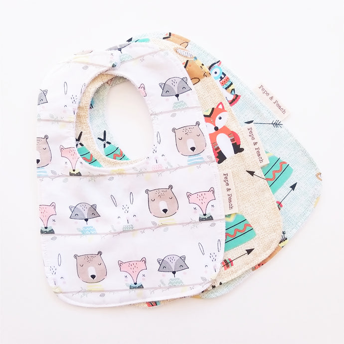 Justt added! New baby bibs collection