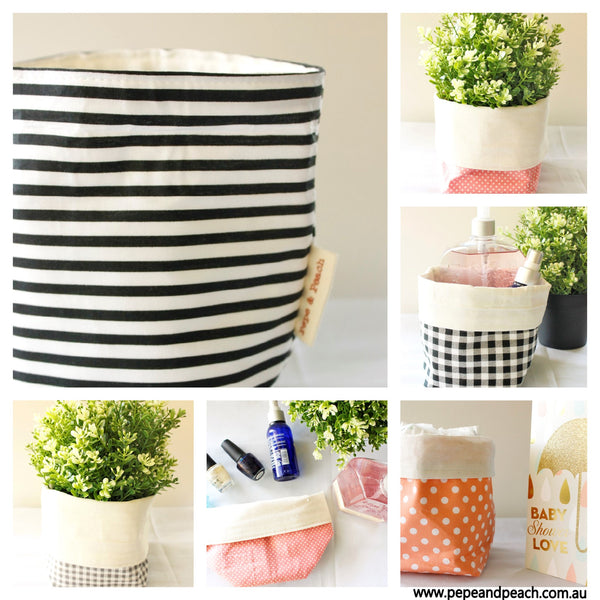 New Items, Multi Purpose Fabric Basket | Storage & Organizer