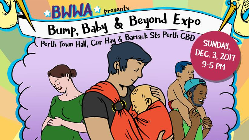 Latest Event - Bump, Baby & Beyond Expo | Pepe & Peach