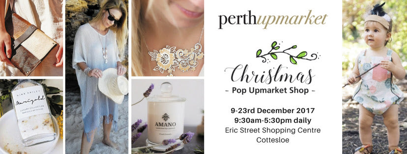 Pop Up Shop - Eric St Shopping Centre, Cottesloe | Pepe & Peach