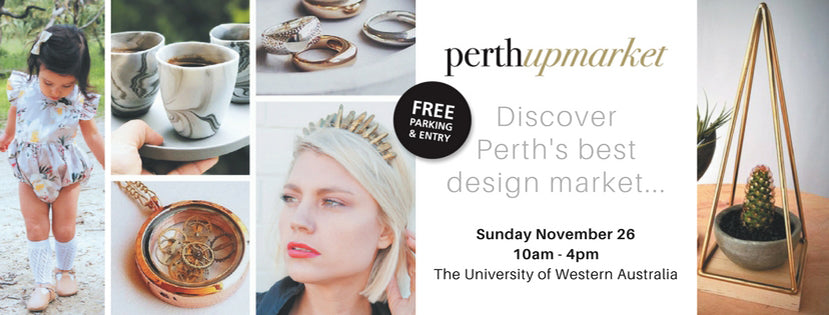 Latest Event - Perth Upmarket Crawley | Pepe & Peach