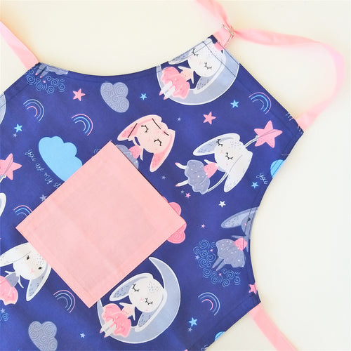 Kids Apron - Dream Bunnies