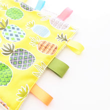 Load image into Gallery viewer, Sensory Blanket - Pineapples