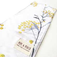 Load image into Gallery viewer, Burp Cloth - Golden Wattle