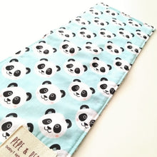 Load image into Gallery viewer, Burp Cloth - Panda