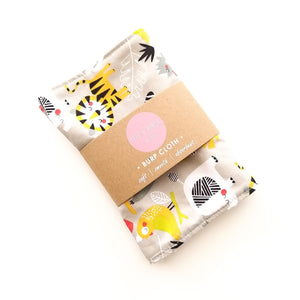 Burp Cloth - Jungle Animals