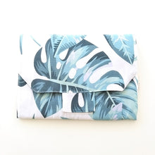 Load image into Gallery viewer, Baby Change Mat - Monstera