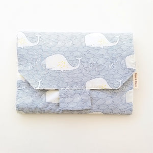 Baby Change Mat - Whale