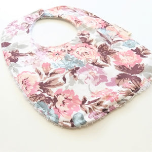 Baby Bib - Beautiful Floral