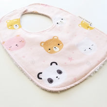 Load image into Gallery viewer, Baby Bib - Bear