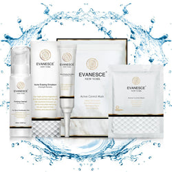 Evanesce New York 30 Days Acne-Free Challenge Kit