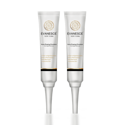 2 x Acne Erasing Emulsion