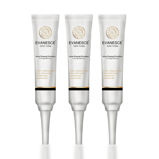 3 x Acne Erasing Emulsion