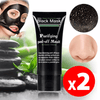 1 For 1 Deep Cleansing Black Mask