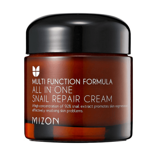 MIZON ALL IN ONE SNAIL REPAIR CREAM, moisturizer - AGASHII