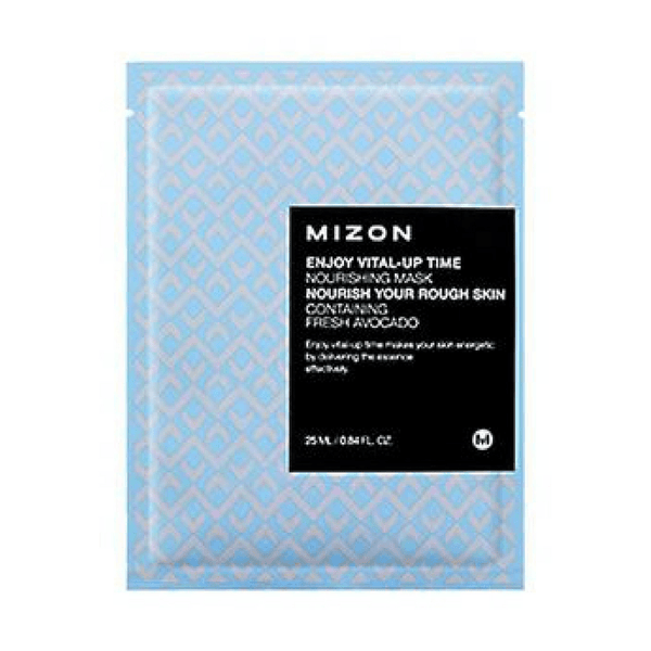 MIZON NOURISHING MASK, Sheet mask - AGASHII