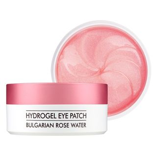 HEIMISH BULGARIAN ROSE WATER HYDROGEL EYE PATCH, eye cream - AGASHII