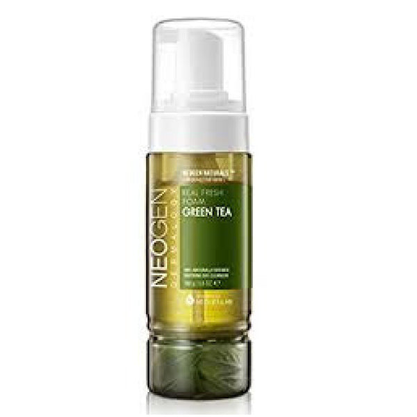 NEOGEN GREEN TEA REAL FRESH FOAM CLEANSER, cleanser - AGASHII