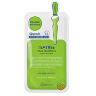 MEDIHEAL TEATREE SOLUTION ESSENTIAL MASK, Sheet mask - AGASHII