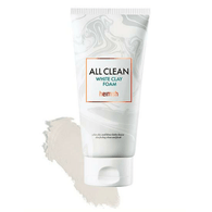 HEIMISH ALL CLEAN WHITE CLAY FOAM, cleanser - AGASHII