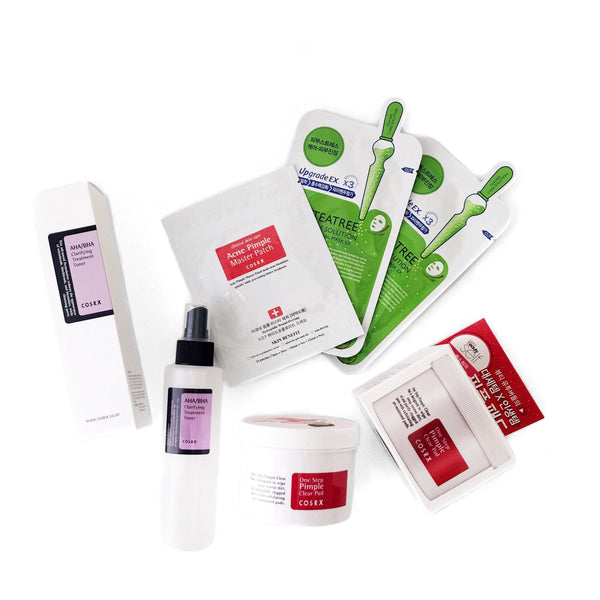 ACNE TREATMENT BUNDLE,  - AGASHII