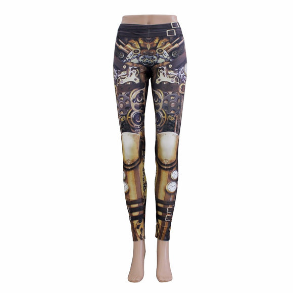Steampunk Women's Leggings