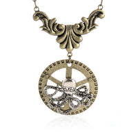 The Complicated Range - Steampunk & Gothic Metallic Jewelry