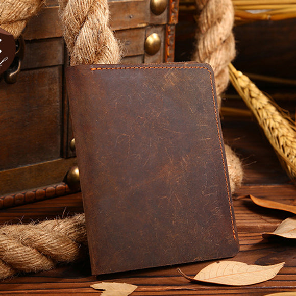 The Urban Cowboy 100% Leather Wallet