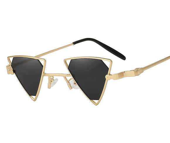 Triangle Steampunk Sunglasses