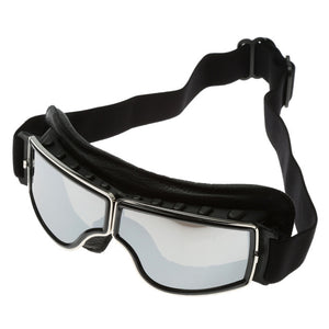 Classic Retro Motorcycle Goggles