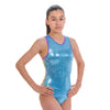 Stufen Sleeveless Leotard - Baby Blue