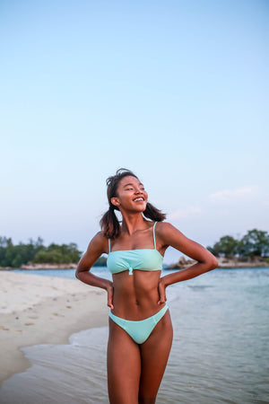 Cebu Bikini in Cottoncandy Blue