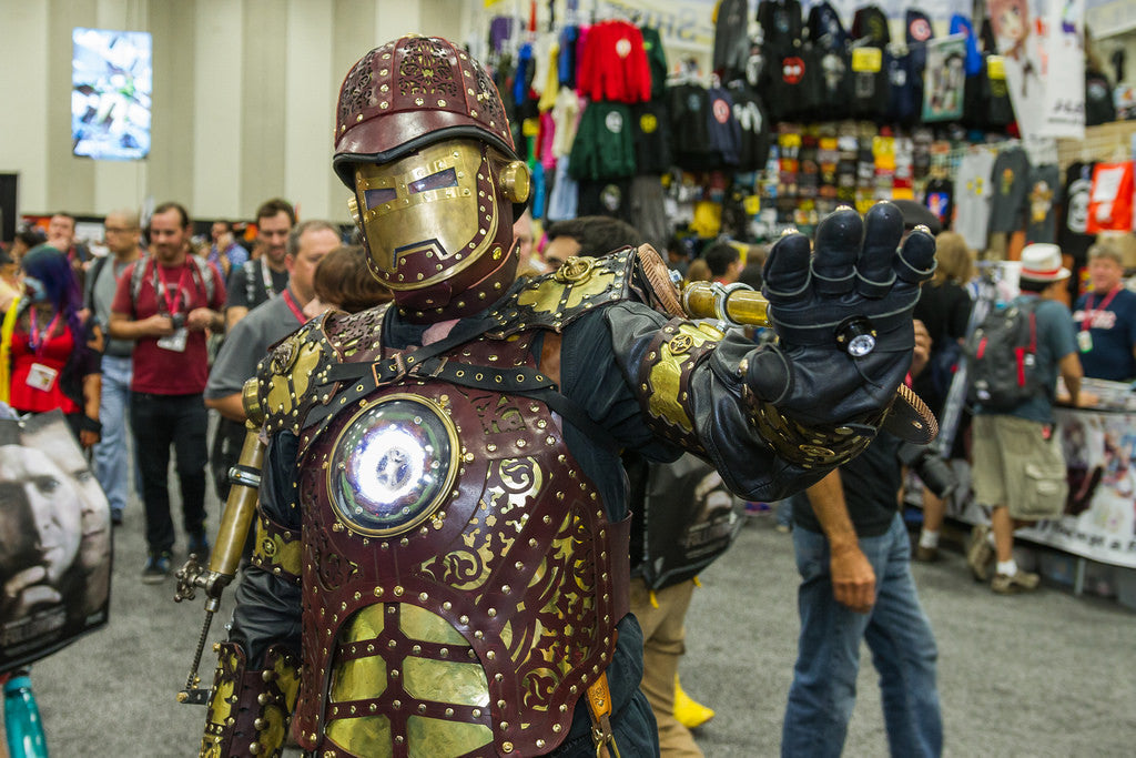 Five Of The Most Epic Steampunk Cosplays We've Ever Seen