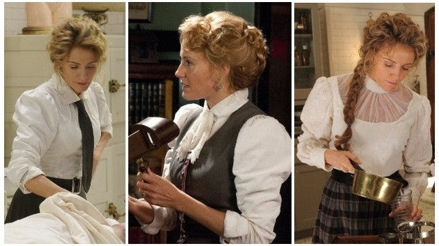 7 Cool Showcases Of Women's Steampunk Inspired Clothing And Outfits In Television