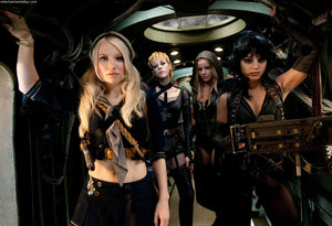 7 Memorable Examples Of Women's Steampunk Outfits In Movies