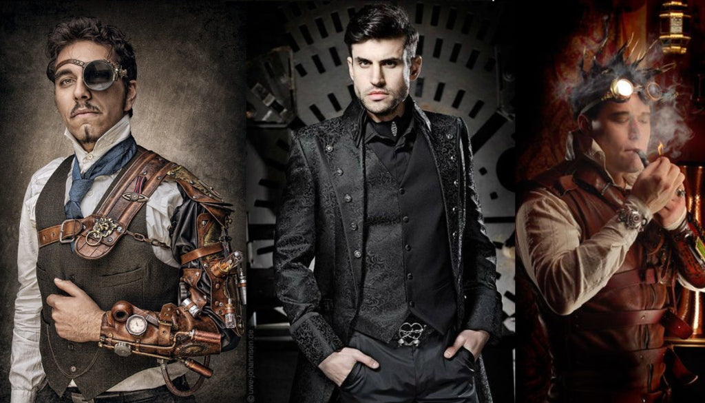 8 Awesome Examples Of Steampunk Outfits For Guys Steampunk Heaven