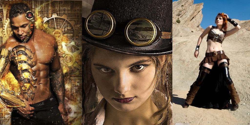 A Quick Guide To Steampunk Fashion