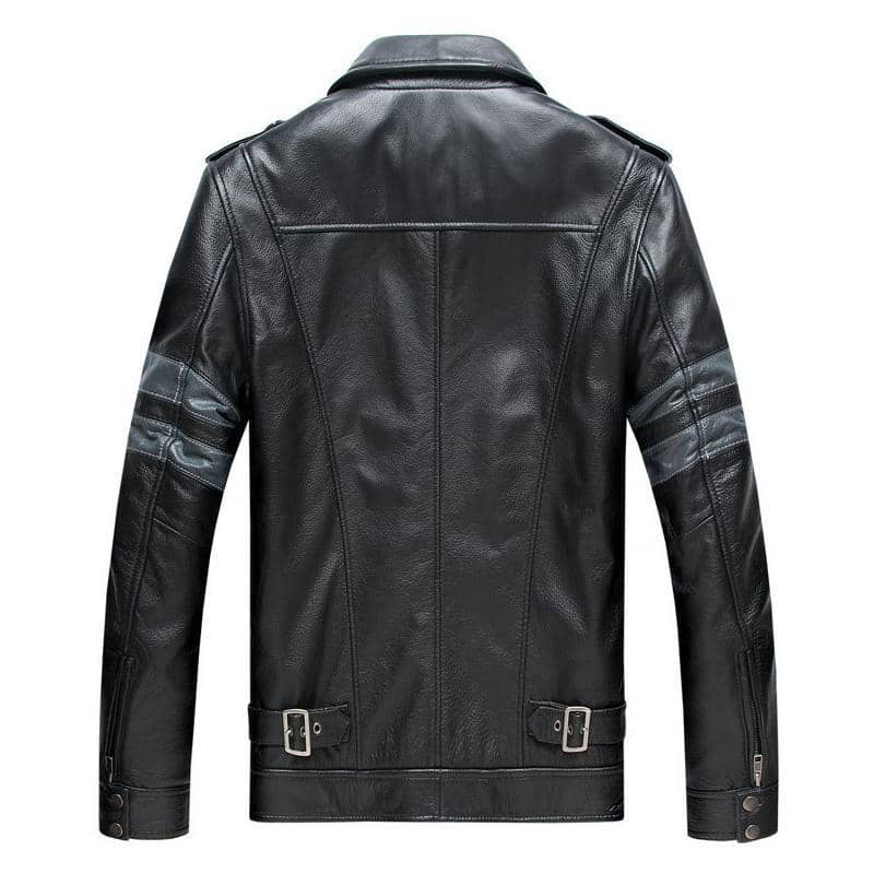 """ACE"" - Genuine Leather Jacket"
