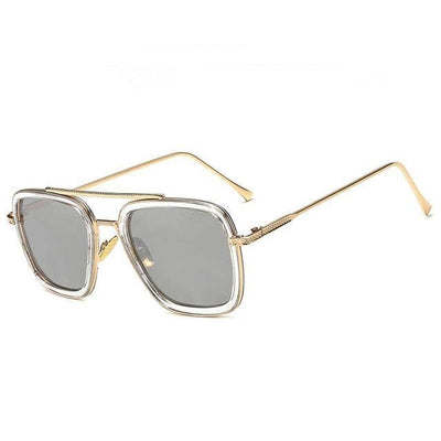 steampunk tony stark sunglasses