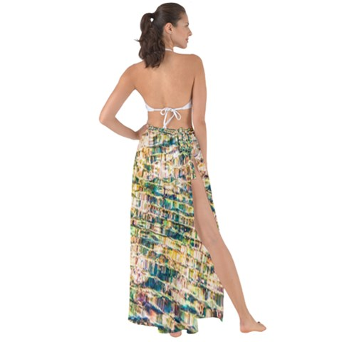 Eden Waves | Maxi Chiffon Tie-Up Sarong