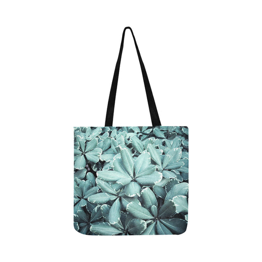 Teal Blossom | Tote Bag