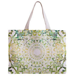 Earth Mandala | Zipper Tote Bag