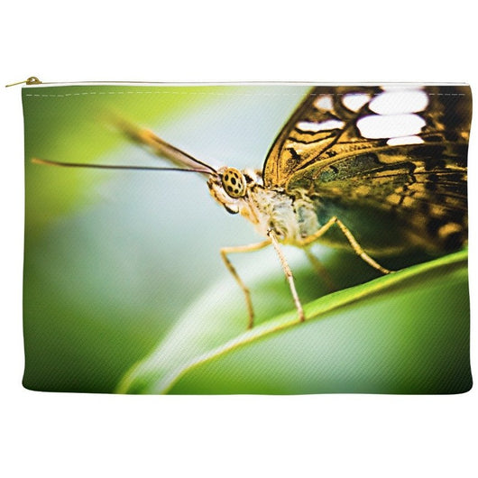 Butterfly Gaze | Accessory Pouch
